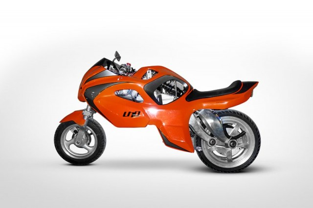 Uno III Transformer motorkerékpár
