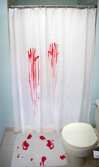 Horror fürdőszoba készlet