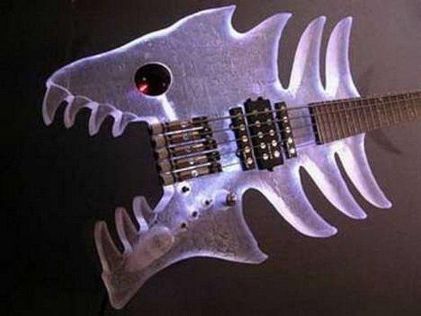 Piranha gitár