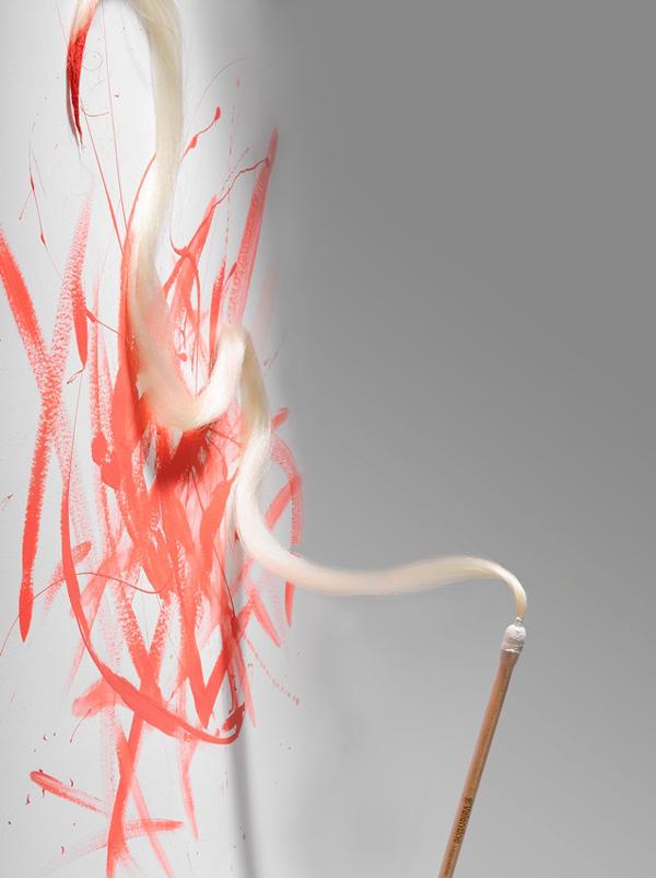 A festőecset evolúció következő szintje - Culdesac Valentine ecsetek (1)