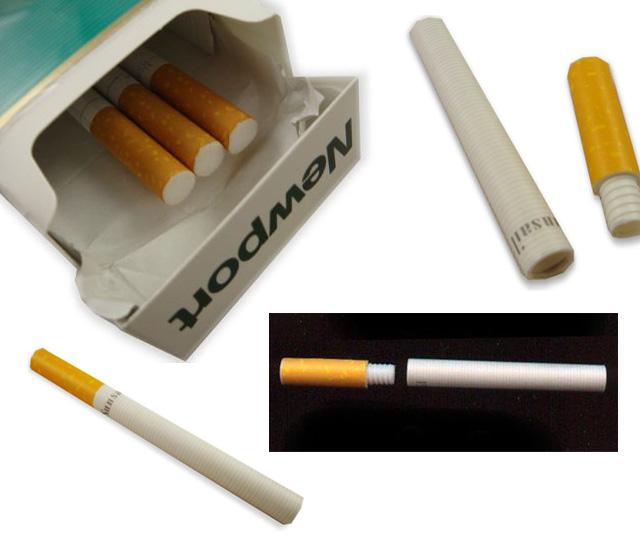 Tuti rejtekhely - cigaretta