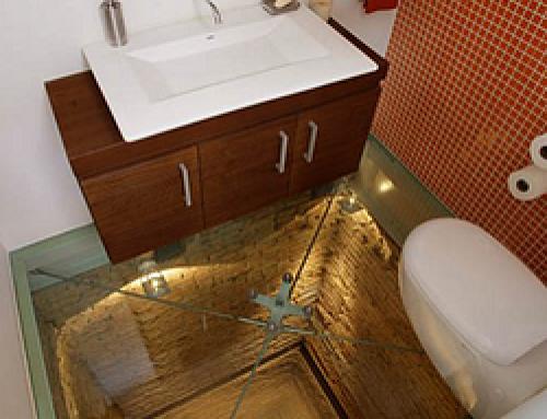 Feneketlen fürdőszoba