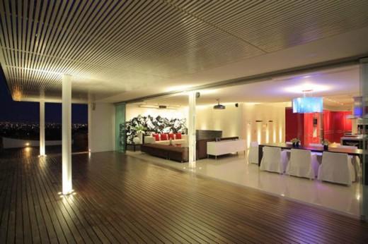 Hernandez Silva Arquitectos Penthouse