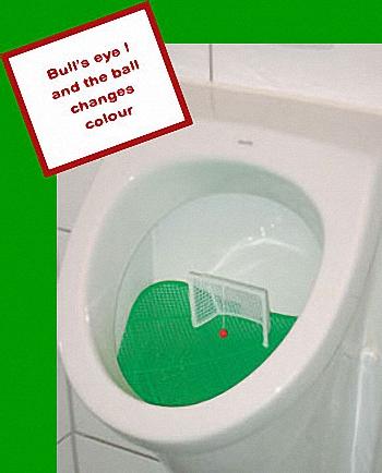 Foci piszoár wc
