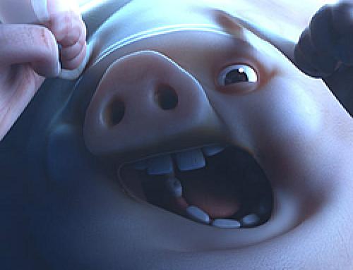 Burp – az UFO-k is disznóhúst esznek?
